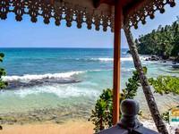 Coral Beach Mirissa Mirissa Deluxe Double with Balcony  - Sea View Photo