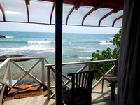 Coral Beach Mirissa Mirissa Deluxe Double with Balcony  - Sea View Photo