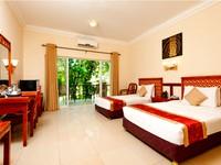 Heritage Anuradhapura Anuradhapura Deluxe Twin Room Photo