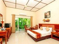Heritage Anuradhapura Anuradhapura Deluxe Double Room Photo