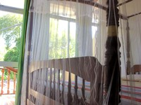 Poppies Hotel Mirissa Deluxe Double Room with Balcony Photo